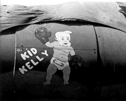 "Martin B-26 Marauder ""The Kid Kelly"""