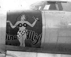 "Martin B-26 Marauder ""Dina Might"""