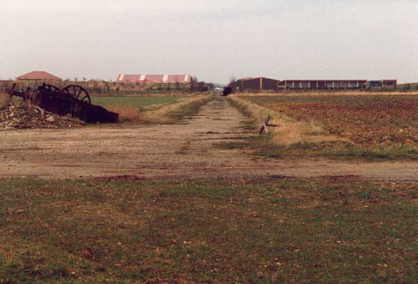 Earl Colne Airfield, Essex (Station 358)
