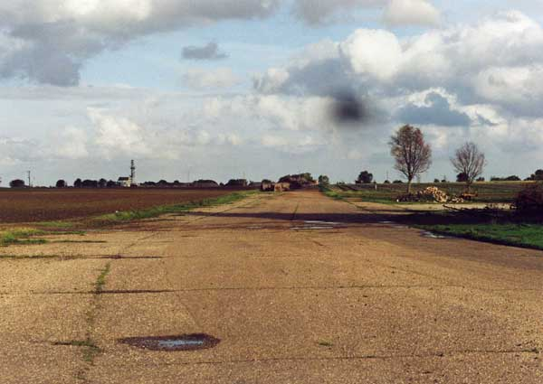 Rivenhall Airfield, Essex (Station 168)
