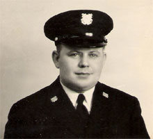 Vernon J. Koch, Coast Guard Reserve
