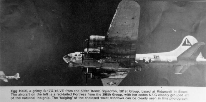 581st Bombardment Squadron