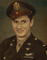 William D. Mullinix, 387th Bomb Group, 558th Bomb Sqaudron