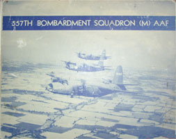 557th Bombardment Squadron (M) Book
