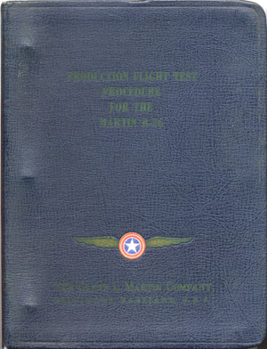 production flight test procedure for the martin b-26 marauder ( pdf, 74  pages, 5 4mb)